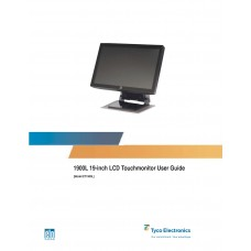 Elo TouchSystems 1900L 19 inch Monitor