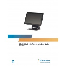 Elo TouchSystems 2200L 22 inch Monitor