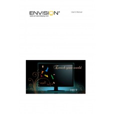 Envision H819 18.5 inch Monitor