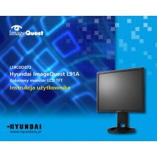 Hyundai ImageQuest T91D 19 inch Monitor