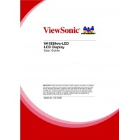 Viewsonic VA1939wa-LED Monitor