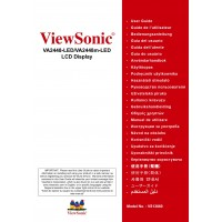 Viewsonic VA2448-LED Monitor